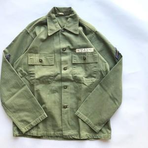 US ARMY 50s HBT ユーティリティー シャツ