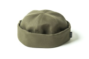 TIGHTBOOTH COTTON ROLL CAP OLIVE L タイトブース キャップ