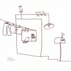 【drawing】鳥飼氏邸宅