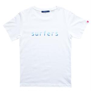 surfersロゴグラデーション Tシャツ