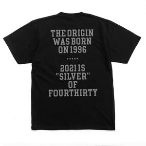 【fourthirty】BORN 96 S/S TEE [ボーン 96 ショートスリーブ ティー]【430】【フォーサーティー】