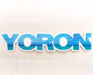 YORONステッカー海