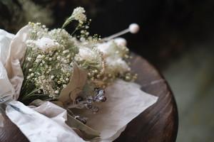 nico様オーダー品 母の日の花束~ホワイト系
