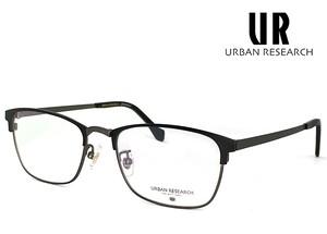 アーバンリサーチ メガネ urf5002-3 URBAN RESEARCH 眼鏡 メタル クラシック 軽量 メンズ スクエア