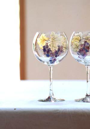 【母の日プレゼント】貴腐ワイングラス1客/母の日ギフト・誕生日プレゼント