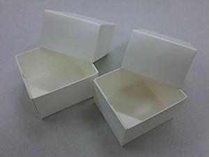 紙箱/ギフトボックス(極小-白)6個入