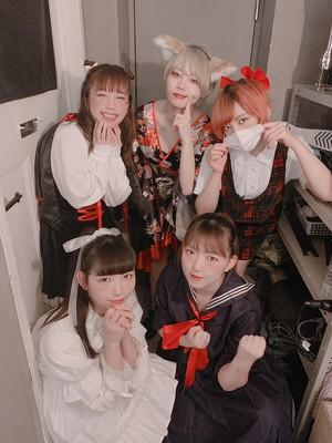 【SAKA-SAMAメンバー】10/23(金)「みんな de ハロウィン!」ランチェキ