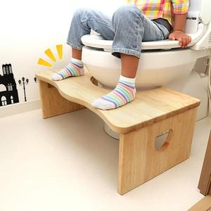 【送料無料】【10%OFF!】ナチュラルなトイレ子ども踏み台(29cm、木製)角を丸くしているのでお子様やキッズも安心して使えます|salita-サリタ- インテリア トイレ用品 トイレ踏み台 トイレ関連用品