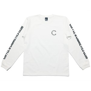 C logo Long sleeve T-shirts [white]