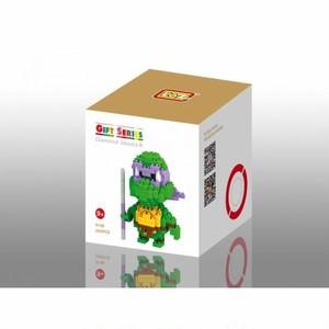 LOZ 9148 ダイヤモンドブロックス ドナテロ / Diamond blocks Donatello 1個/200pcs