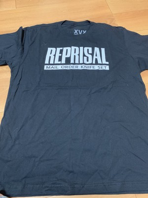 Veganxmerch REPRISAL T-SHIRT GG(XL)