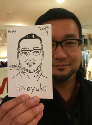 ヒロユキさま 349円