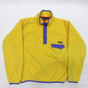PATAGONIA 90's SNAP-T Pullover Fleece MADE IN U.S.A.パタゴニアスナップティ