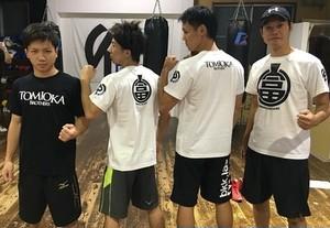 【REBOOT】富岡ブラザーズTシャツ