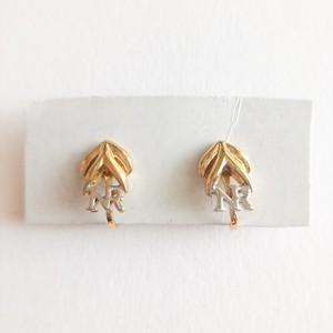 """""""NINA RICCI"""" earring[e-1088]"""