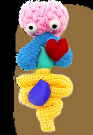 Puppet Guts: Multicolor