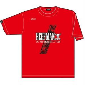 2020 BEEFMAN × ARCH DRY-Tシャツ (レッド)