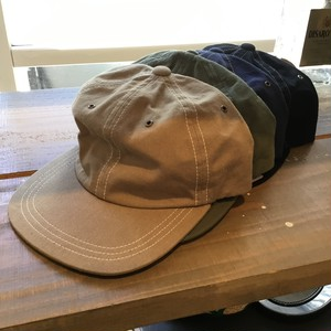 CA4LA(カシラ) TRUCKER CHINO CAP