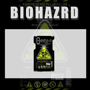 BIOHAZARD case コートタイプ (ツヤあり)