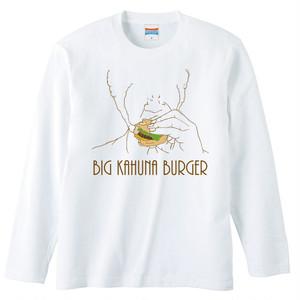 [ロングスリーブTシャツ] Big Kahuna Burger