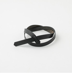 Phlannèl / Buckleless Leather Belt