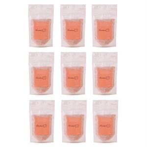 テルマリズモ ピンクバスソルト 900gセット(100g×9)