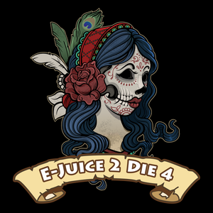 2DIE4  E-JUICE Nicotine 0mg / 30ml