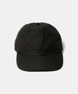 UNDECORATED ORGANIC CO CAP Black UDS21902