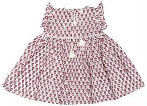 Alakai / Little Prairie Dress ~ Rosebud
