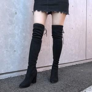 Knee high boots(22〜26.5cm)