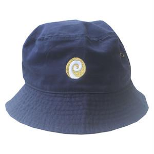 PORT BUCKET HAT ポート沖縄 バケットハット ネイビー