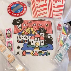 東京まーくんランド スーベニアTシャツ(KIDS)