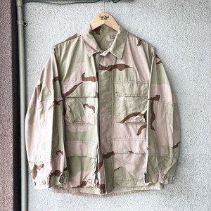 1990's US Military BDU Jacket Size・X-SMALL X-SHORT