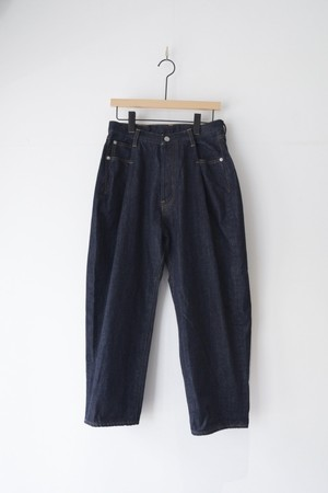 【ORDINARY FITS】TACK 5P DENIM one wash