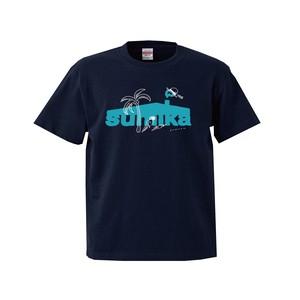 sumika / summer Tシャツ 2018(ネイビー)