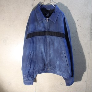 90s Old Gap Mottled Blouson