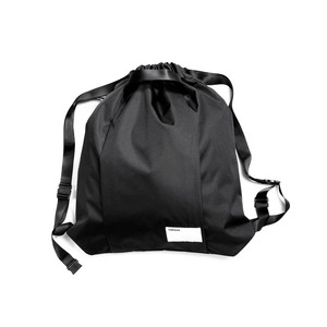 ONFAdd Draw Strings Backpack AW-OF-DSBP Black