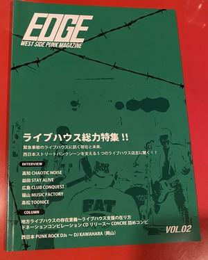 西日本パンクmagazine EDGE