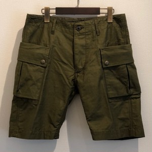 CARGO SHORTS (OLIVE) / LOST CONTROL