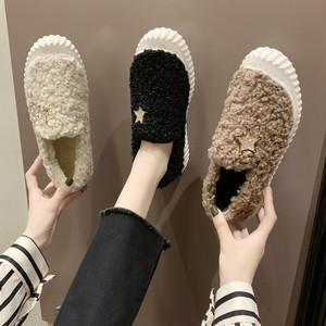 【shoes】履きやすい星金属飾りファッション感満々シューズ24813589