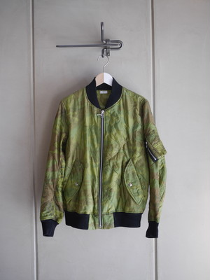 OLD PARK / FLIGHT JACKET CAMOUFLAGE
