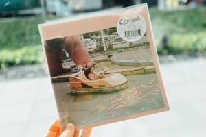carpool「予感」ソノシート+DLコード シングル