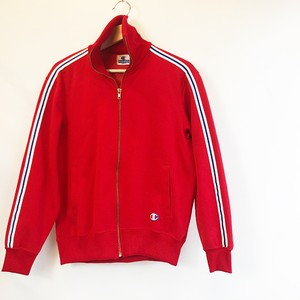Champion '80 RED Track Top Jersey チャンピオン