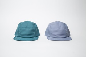 ESTER CAMP CAP (GREEN/ LT.PURPLE)