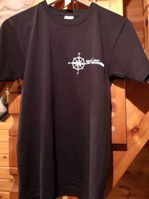 NOWEST CAMP ヘヴィーコットンTシャツver.1(黒)
