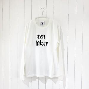 ZEN HIKER ロングスリーブシャツ