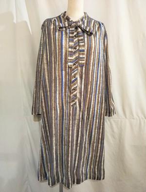 C&A  Vintage stripe one-piece [O-531]