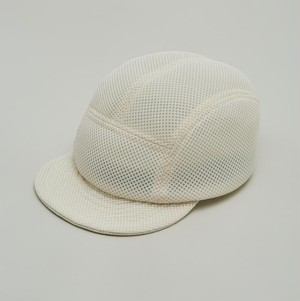 MOUN TEN. doube russell mesh jetcap (beige) S/M [21S-MA19-0947] MOUNTEN.