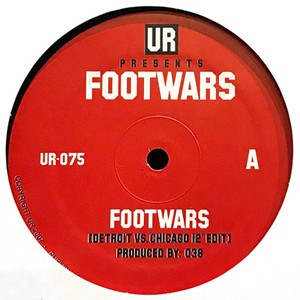 UR - Footwars (12inch)