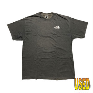 USED TEE ユーズド Tシャツ 『THE NORTH FACE』ノースフェイス L【pru0065-blk】